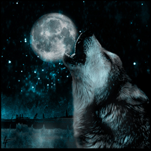 Photomanipulation___Wolf_Howl_by_MillenniumSnow